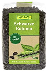 Rapunzel Bio Bohnen schwarz