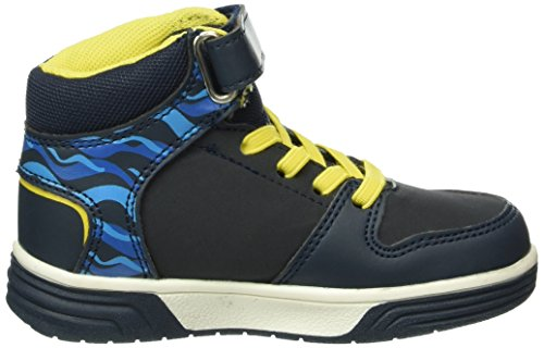 Findet Dory Jungen Boys Kids Skate/Street High Sneakers Top Blau (LNAV/NAV/NAV 016)