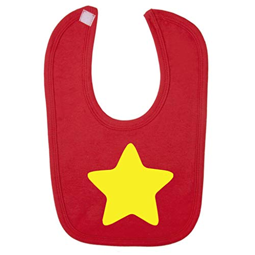 Steven Universe Yellow Star Baby And Toddler Bib
