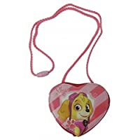 Paw Patrol Heart Purse Coin Pouch, 18 cm, Pink