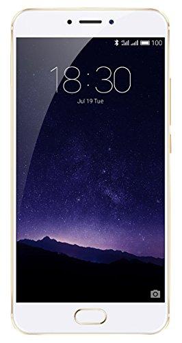 Meizu MX6 - Smartphone DE 5.5' (Deca Core Helio X20 1.4 GHz, Memoria Interna de 32 GB, 3 GB de RAM, HD 720p),...