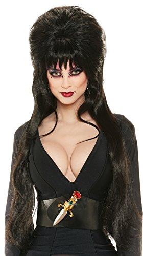 Rubie s Costume Co 33271 Elvira Deluxe ()