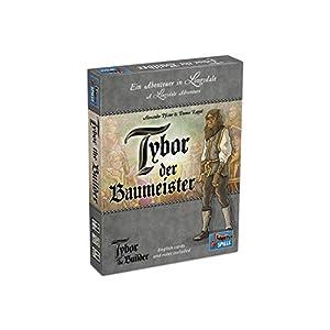 Lookout Games 22170097 Tybor Der Baumeister - Juego de Mesa (Contenido en alemán)