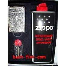 Zippo Lighter Soul Reaper Set de regalo