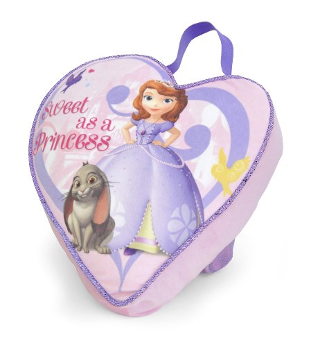 Disney Sofia The First Pillow on The Go