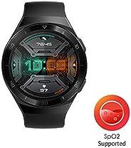 """HUAWEI WATCH GT2e Smartwatch, 1.39"""" AMOLED HD Touchscreen - Graphite"""