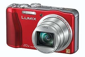 Panasonic DMC-TZ30EF-R Lumix TZ30 Appareil photo compact numérique 14 Mpix Zoom Leica 20x Rouge