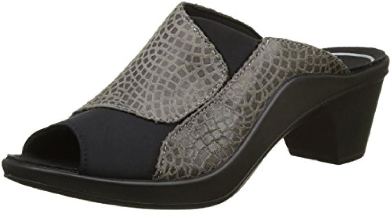 Romika Damen Mokassetta 246 Pantoletten 2018 Letztes Modell  Mode Schuhe Billig Online-Verkauf