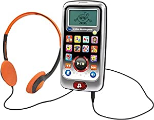 VTech V-Kids Muziekspeler - Electrónica para niños, plástico, CE, 3 año(s), Niño/niña, 6 año(s)