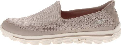 Skechers Herren GO Walk 2 Low-Top Stone