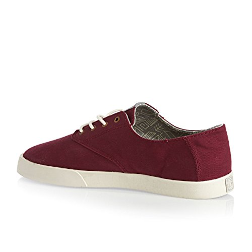 Element Vernon Schuh (oxblood) Red
