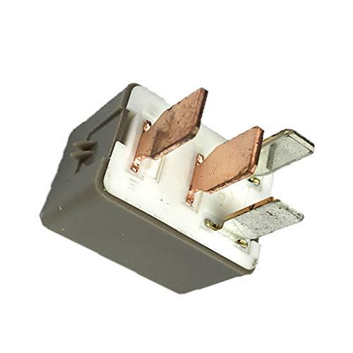 Klimaanlage Relais (Bomcomi 12V Automotive-Relais-Schalter Klimaanlage Beam Licht Kraftstoffpumpenrelais 90.987-02.028 Ersatz für Toyota/Lexus)