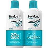 BEXIDENT ENCIAS COLUTORIO 500 ML PACK 2 UNIDADES