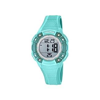 Calypso Reloj Digital para Unisex de Cuarzo con Correa en Plástico K5728/4