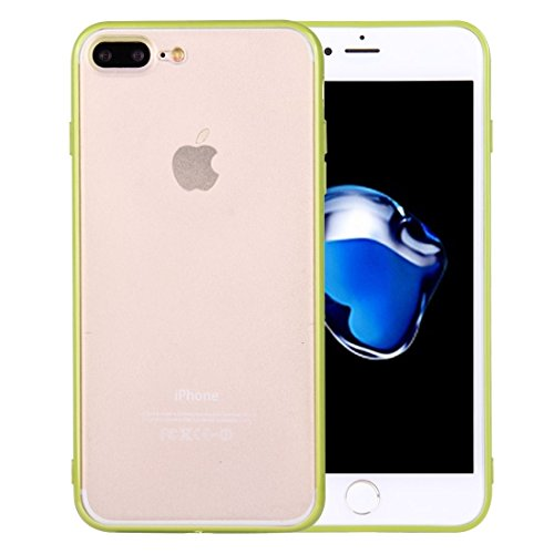 Hülle für iPhone 7 plus , Schutzhülle Für iPhone 7 Plus TPU + PC Transparente Schutzhülle ,hülle für iPhone 7 plus , case for iphone 7 plus ( SKU : Ip7p0897w ) Ip7p0897g