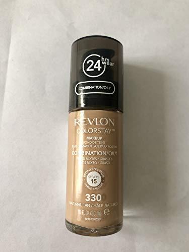 eup Combination/Oily Skin Natural Tan (2-Pack) (Grundierung) ()