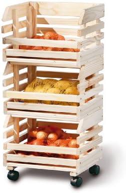 Link 60100400 Fruits - Verdulero (37 x 30 x 80 cm)