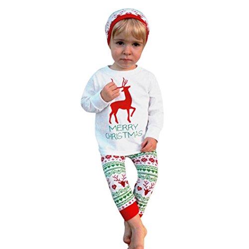 261f1b52686a8 KEERADS Baby Xmas Clothes