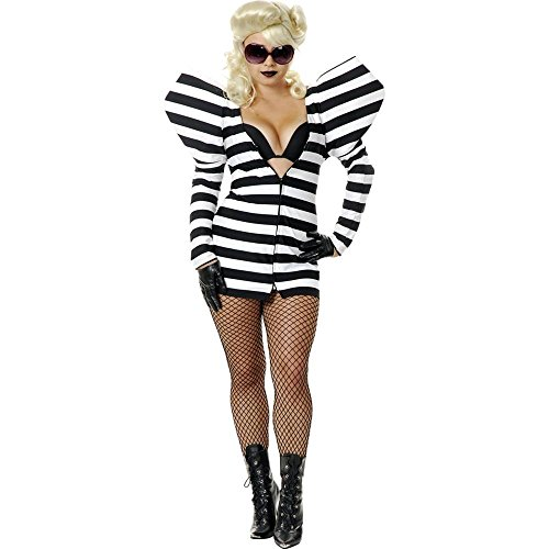 Lady Gaga Prisoner of Love Costume Dress (Womens - Lady Gaga Kostüm Outfits