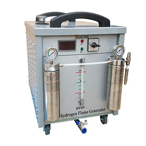 Baoshishan Generador de oxígeno hidrógeno Soldador de agua portátil máquina de pulido...