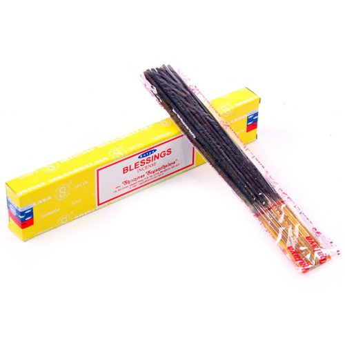AkzoNobel Encens Nag Champa Blessings Satya 15 g - Lot de 3