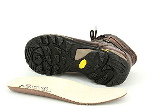 Meindl Chaussures Ticino Femme Identity - brun foncé dunkelbraun