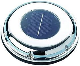 Unbekannt Allpa 166586 Solarlüfter