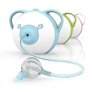 Nosiboo Pro Nasensauger (elektrisch, blau)