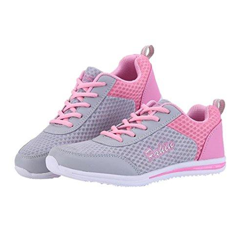 Elecenty scape per sport donna moda scarpe casual scarpe da passeggio per esterni appartamenti scarpe sportive