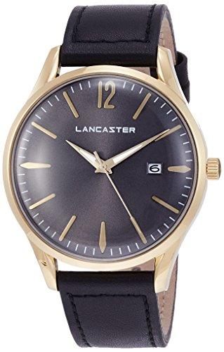 "Lancaster Paris ""Heritage"" reloj de pulsera gris hombre"