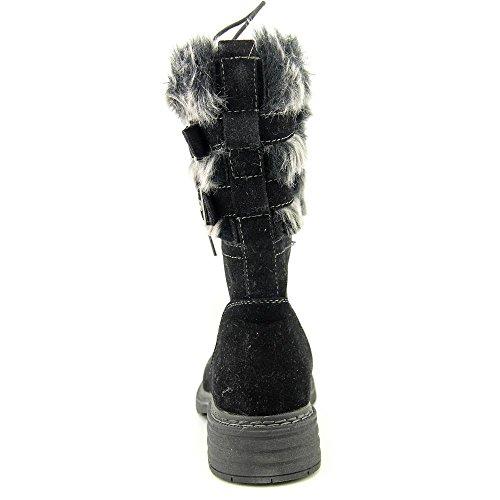 Wanted Pilsner Femmes Synthétique Botte d'hiver Black