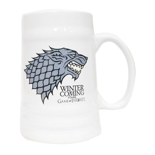 [Importato Dall'Inghilterra]Game Of Thrones Tazza Stark Stein