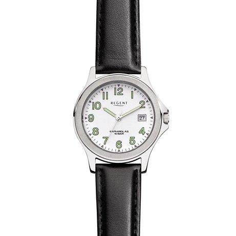 REGENT F072 - Reloj para hombres color negro