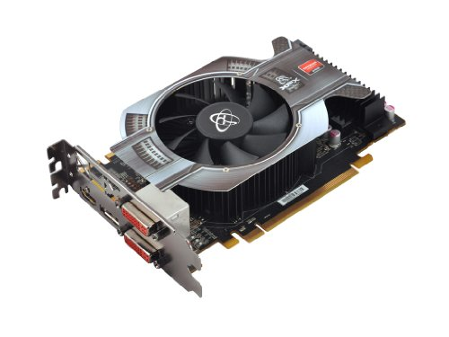 XFX AMD Radeon HD 6770 Graphics Card (HD677XZNFC)  available at amazon for Rs.30250