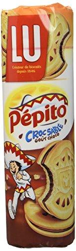 LU Pepito Croc 'Sable au Chocolat - Lot de 6