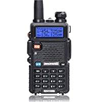 BaoFeng UV-5R Dual Band DTMF CTCSS DCS FM Ham Two Way Radio