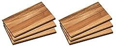 6x 6 Holz Akazie Essbrett