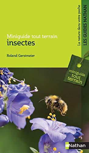Insectes - Miniguide tout terrain