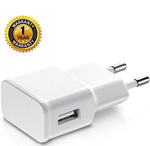 Raptas Universal 2 Amp Travel Wall Charger Adapter Compatible With Xiomi,Samsung,Sony,Oneplus1/2/3/3T/5 ,Iphone And Other Smart Phones (1 Year Warranty)  available at amazon for Rs.225