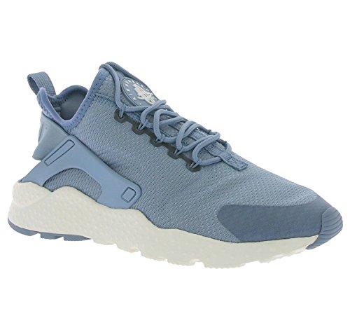 super popular 4a0ae d67c4 Nike W Air Huarache Run Ultra, Zapatillas Deportivas para Mujer, Azul Blue  Grey,