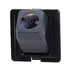 Farb Rückfahrkamera Einparkhilfe Parkhilfslinien Kamera mit Distanzlinien für Toyota Land Cruiser Prado LC 150 LC150 2010~2016