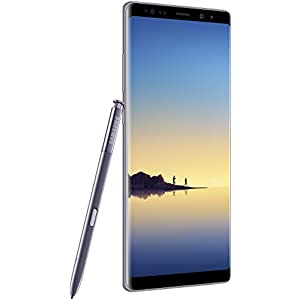 Samsung Galaxy Note 8 (Orchid Grey, 6GB RAM, 64GB Storage) with Offers