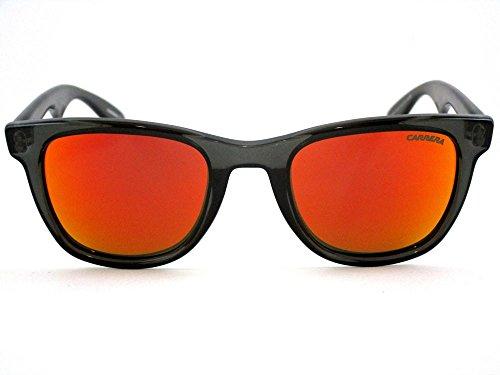 Carrera Carrera 6000/L Transparent Grey / Blue / Brown Kunststoffgestell Sonnenbrillen