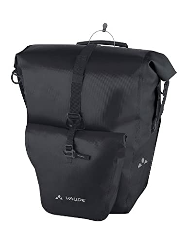 VAUDE Radtasche Aqua Back Plus, black, 44 x 33 x 31 cm, 51 Liter, 10921 (Fahrradtaschen Vaude)