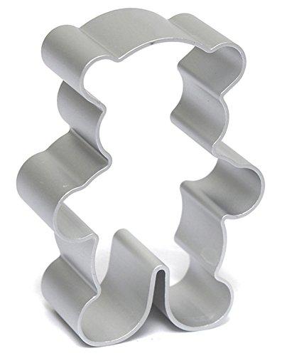 Everley Hutt 3 Stück Bär Form DlY Cartoon Ausstecher Backform Werkzeug Mini Wedding Cake Pan