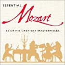 Essential Mozart by Wolfgang Amadeus Mozart (2001-03-13)