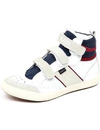 9172F sneaker D.A.T.E. KIDS TENDER JUNIOR 2 LINEN scarpa bimbo bimba shoes kids [34]