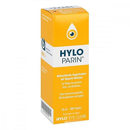 HYLO PARIN Augentropfen, 10 ml Lösung