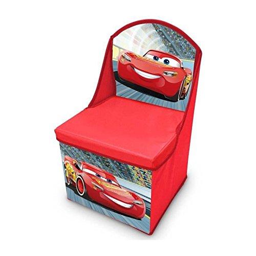 ELI Cars 3 Kindersessel mit Staufach