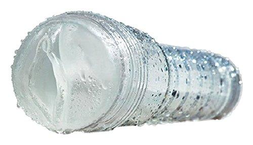 Fleshlight Ice Lady (Crystal-Textur) (diskreter Masturbator aus realistischem SuperSkin Material)